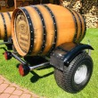 barrel trailer